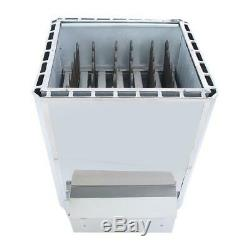 10.5/12/15/18KW Wet&Dry Sauna Heater StainlessSteel External Control Steam Stove
