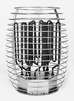 15 kW Design Electric Sauna Heater HUUM Hive Steam Sauna Stove HEATER ONLY