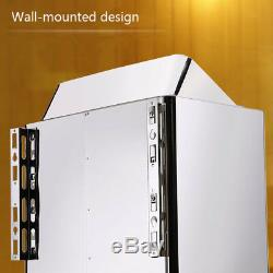 220V380V 9KW Wet & Dry Sauna Heater Stove External Control Stainless Steel
