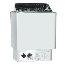 230-240V 4.5KW Dry Sauna Stove Heater Tool Temperature Controller Spa Bathroom