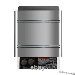240V 9KW Dry Sauna Heater Stove Sauna Stove Internal Control Home SPA Commercial