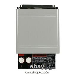 2KW 120V Sauna Heater Stove Dry Sauna Stove Stainless Steel Internal Controller