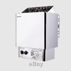 3/4.5/6/8/9KW Sauna Heater Stove Wet & Dry Internal&External Digital Controller