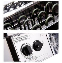39KW Sauna Heater Sauna Stove Wet&Dry Internal&External Digital Controller