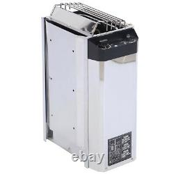 3KW Internal Control Stainless Steel Sauna Stove Heater Heating Tool Household