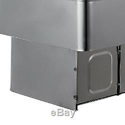 3KW Wet&Dry Sauna Heater Stove Internal Control Household Home Power-saving