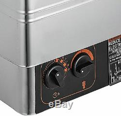 3KW Wet&Dry Sauna Heater Stove Internal / External Control Home Commercial Steam