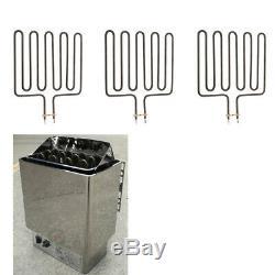 3PCS 2670W Heating Element for SCA Sauna Heater Spas Sauna Stove Hot Tube