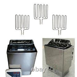 3pcs Fast Warming Sauna Heater Spas Sauna Stove Unit Heating Element for SCA