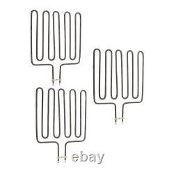 3x Heating Element for SCA Sauna Heater Stove Spa Heater 3W Spas Hot Tube