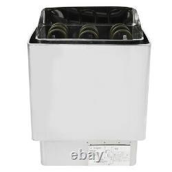 4.5KW 220V Stainless Steel Bathroom Heating Sauna Steam Engine Stove Heater GB