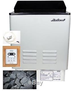 4.5KW, Sauna heater, Sauna stove, Sauna rock, digital control, free shipping