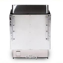 6KW 110V Dry Sauna Stove Heater Temperature Difital Controller Spa Home