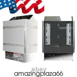6KW 240V Sauna Heater Stove Sauna Stove Commercial/Home SPA Internal Control UPS