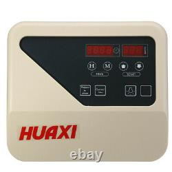 6KW AC 220V 3 Person Wet&Dry Sauna Heater Stove SPA External Digital Controller