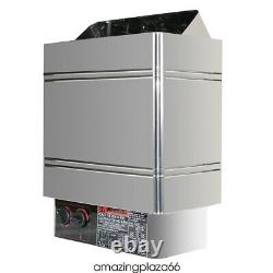 6KW Sauna Heater Stove Dry Sauna Stove SPA Stainless Steel Internal Control UPS