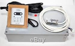 6KW, Sauna Heater Stove, Wet&Dry, Stainless Steel, Digital Control, Free Shipping