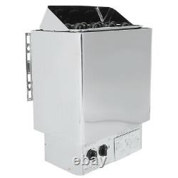 6KW Stainless Steel Internal Control Sauna Stove Heater For Steaming Household