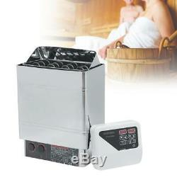6KWith9KW Sauna Heater Stove Protection Switch Digital Display CON4 Controller