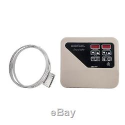 9KW 220V Wet & Dry Sauna Heater Stove Stainless Steel With Controller for Spa