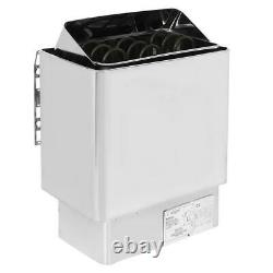 9KW Bathroom Heating External Control Shower Sauna Stove Heater 220V Household