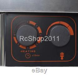 9KW Digital Sauna Heater Stove Wet & Dry Stainless Steel External Control 220V