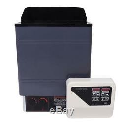 9KW Sauna Heater, Sauna Stove, High Temperature Protection, Digital CON4 Controller