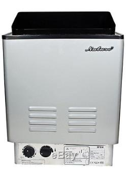 9KW Sauna Heater, Sauna Stove, Wet&Dry, Rock Protector included, Free Shipping