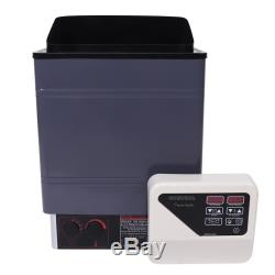 9KW Sauna Heater Stove with High Temperature Protection Digital CON4 Controller