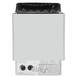 9KW Sauna Stove Heater Steaming Room Bathroom SPA Equipment 220380V