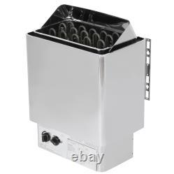 9KW Sauna Stove Heater Steaming Room Bathroom SPA Equipment 220380V/