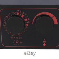 9kw 220v/240v Electric Sauna Spa Heater Stove Built-in Digital Con4 Controller