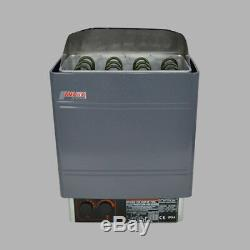 9kw Wet&dry Sauna Heater Stove With Digital Controller Firmer Structure