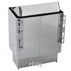 Commercial Stainless Steel Sauna Heater Stove 6KW 220V Sauna Stove SPA Internal