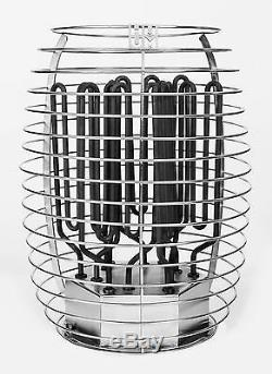 Electric Sauna Heater, Design Steam Sauna Stove WET/DRY 6-18 kW HEATER ONLY