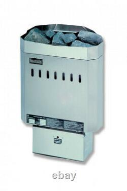 NEW SaunaCore Heater Residential Steam Vaporizer Stove 6kw