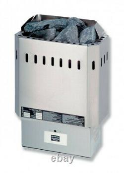 NEW SaunaCore Heater Residential Ultimate Stove SSB 6kw Sauna Heater