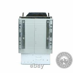 OPEN BOX VEVOR Sauna Heater 2KW Dry Steam Bath Stove with Internal Controller