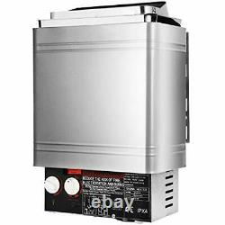 Sauna Heater 2KW Dry Steam Bath Stove 110V-120V with Internal Controller for