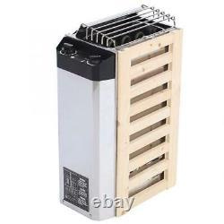 Sauna Heater Internal Control Type Stainless Steel Sauna Stove Heater Heatings