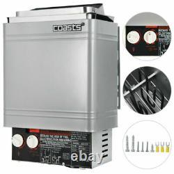 Sauna Heater Stove 2KW 220V Sauna Stove Commercial Home SPA Internal Controller