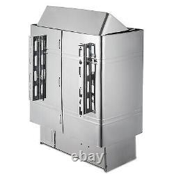 Sauna Heater Stove 6KW 220V Dry Sauna Stove Stainless Steel Internal Control