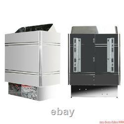 Sauna Heater Stove 6KW 240V Dry Steam Bath Machine Home Hotel Internal Control
