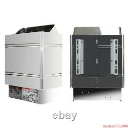 Sauna Heater Stove 9KW 240V Dry Steam Commercial Home SPA Use Internal Control