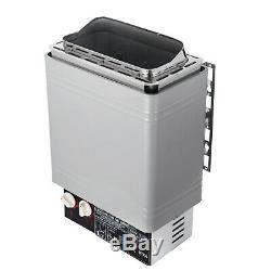 Sauna Heater Stove Dry Sauna Stove Stainless Steel 2KW 120V Internal Control