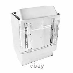 Sauna Heater ZMM 3KW 240V Stainless Steel Dry Steam Bath Sauna Heater Stove w