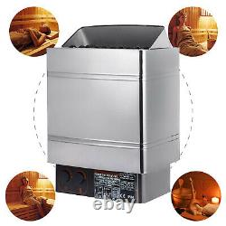 Sauna stove 2/3/6/9KW Sauna Heater Stove Commercial Home SPA Internal Controller