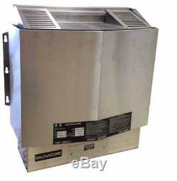 SaunaCore KW6SE 6000 Watts Single Phase Heater Special Edition Residential Stove