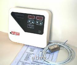 TU60WD-OD 6KW 240V TURKU Wet & Dry Sauna Heater Stove External Digital Control
