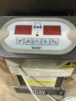 Toule 6KW ETL Certified Wet Dry Sauna Heater Stove